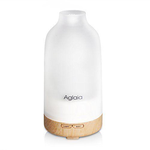 Aglaia Aroma Diffuser Ultraschall Luftbefeuchter 100ml Amazon De Elektronik Luftbefeuchter Raumduftspray Diffusor