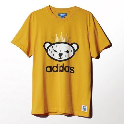 adidas bear shirt