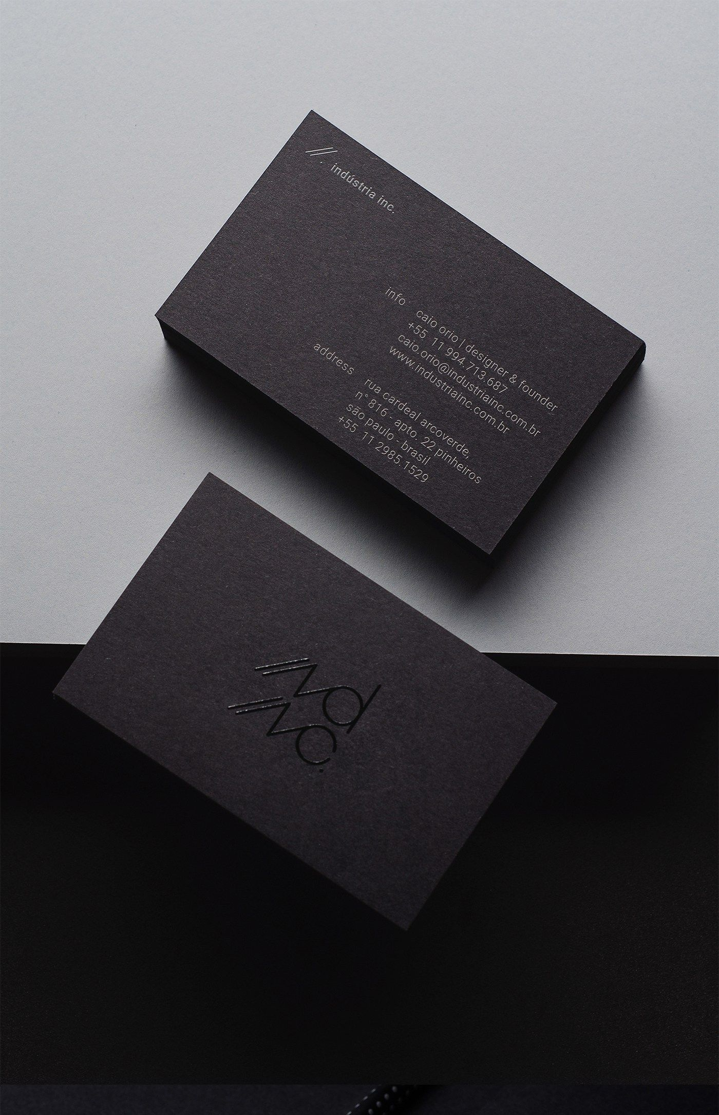 14 Of The Best Clean Classy Business Card Designs Branding Identity Business Card Design Minimal Classy Business Cards Business Card Design Black