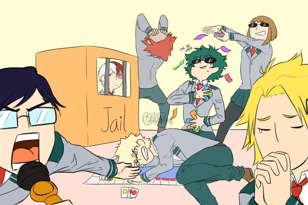 draw your squad | Tumblr | Funny stuff | My hero academia