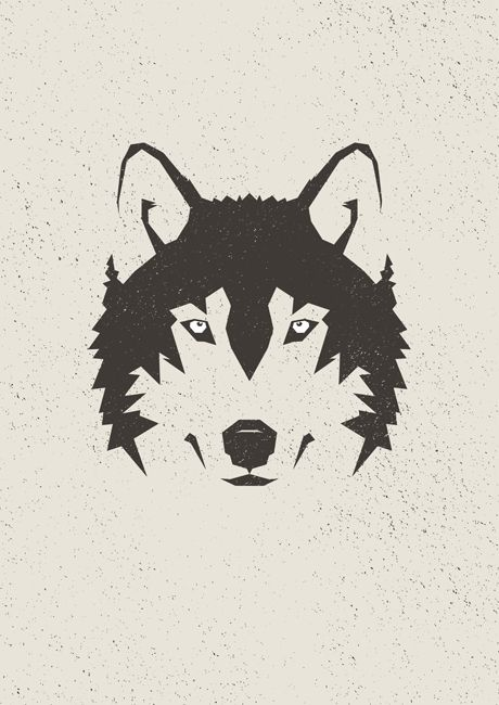 Http Www Mrperuca Com Duotone Animals Tatuajes De Silueta Silueta Lobo Dibujos De Perros