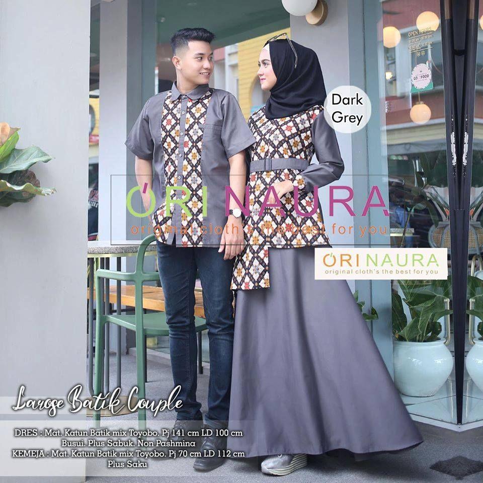 Terbaru Wa 0895 2103 6753 Gamis Couple Kombi Batik Women Batik Fashion
