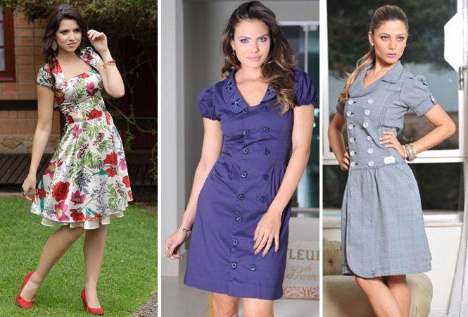 Fotos de vestidos de moda 2015
