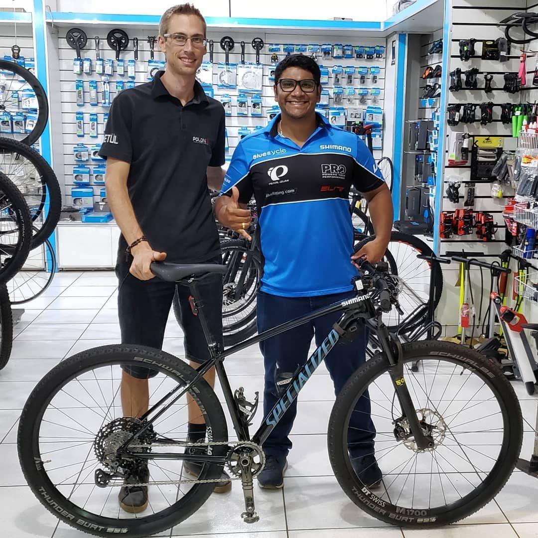 Quem Testa Aprova A Super Bike De Aluminio Mais Rapida Do Mercado O Representante Da Bluecycledistribuidora Shimanobrasil Mayanna Rocha Shimano In 2019 Instagram Bicycle Bike