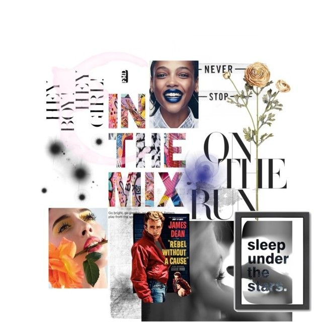 """""""In the mix. In the time. In the world."""" by chiarettica on Polyvore featuring arte"""