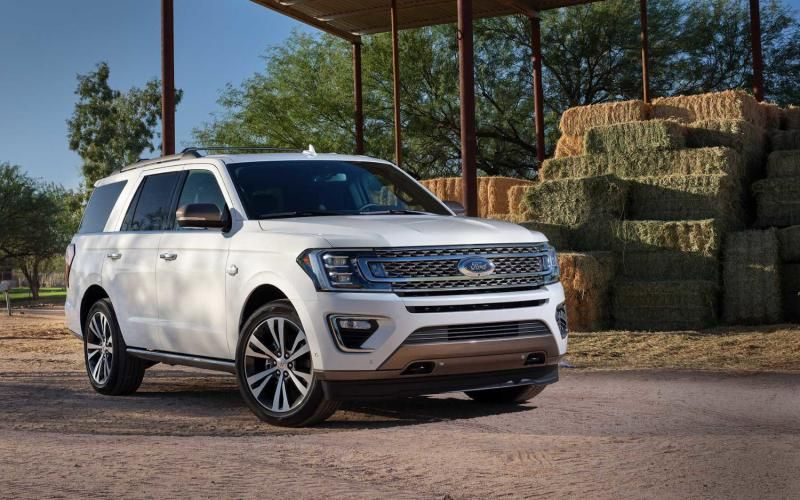 Ford Expedition King Ranch 2020 Ford Expedition Expedition King Ranch