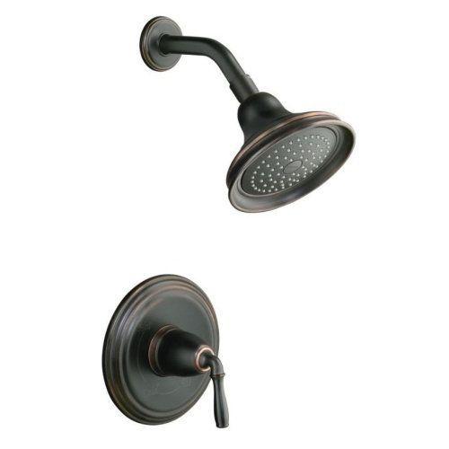 Entzuckend Kohler K T396 4 Devonshire Rite Temp Pressure Balancing Shower Trim Package    Le Oil Rubbed Bronze (2BZ) Faucet Shower Only Single Handle