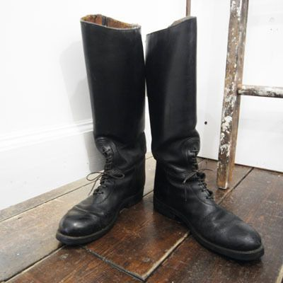 DEHNER'S RIDING BOOTS
