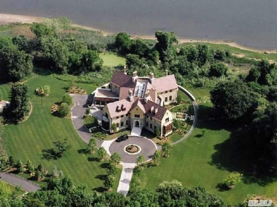 Mansion For Sale: Beautiful Home Shaped Like An X   Four Houses Set At  Angle. Mansions For SaleIndoor PoolsLuxury ...