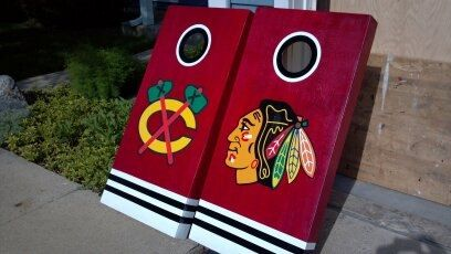 Chicago Blackhawks Bags By