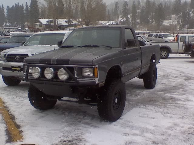 Gmc Sonoma 4x4 Pirate4x4 Com 4x4 And Off Road Forum Chevy S10 S10 Truck Mini Trucks