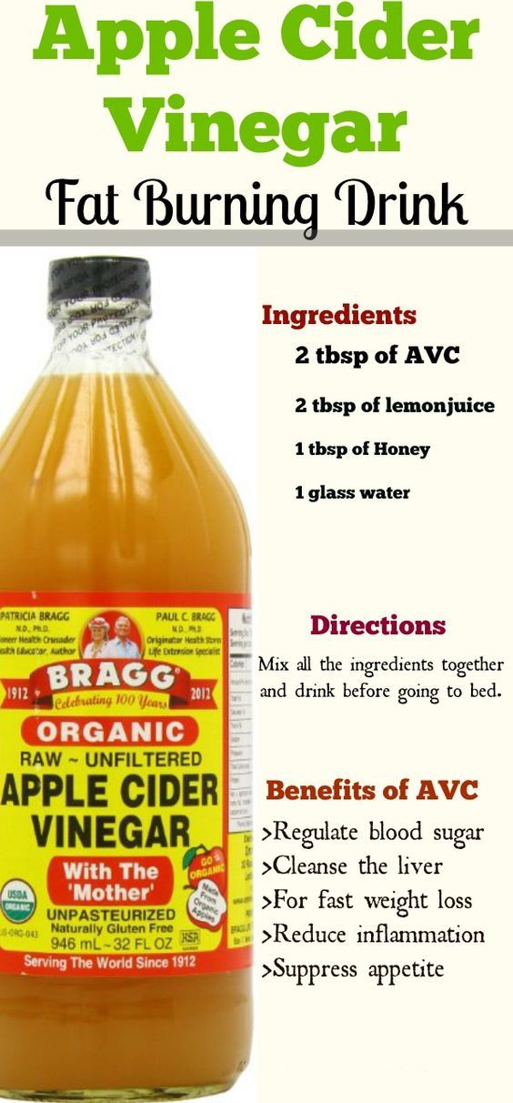 what is apple cider vinegar used for weight loss