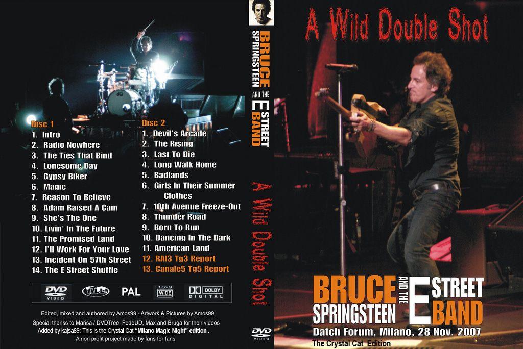 Bootleg Album Bruce Springsteen E Street Band The Boss Bruce