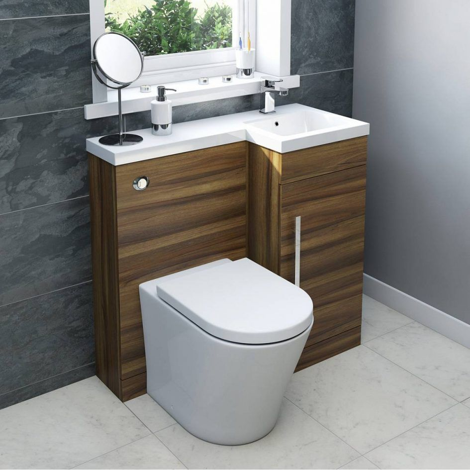 Furniture Toilet Sink Combo Units