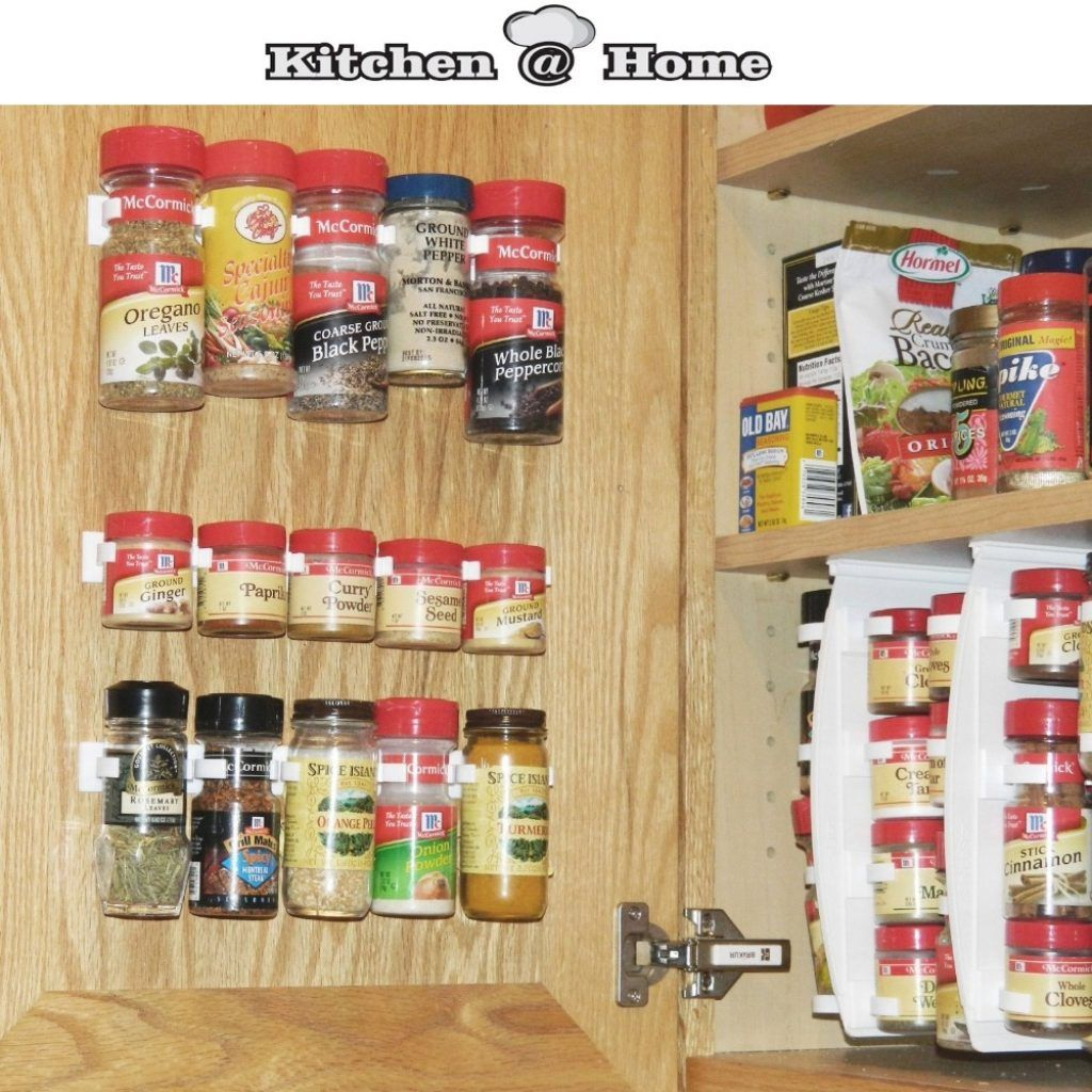 Plastic Spice Racks For Kitchen Cabinets | Kitchen Cabinets ...