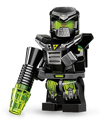 lego mini figures series 11 evil mech Lego Mini figures (got it ...