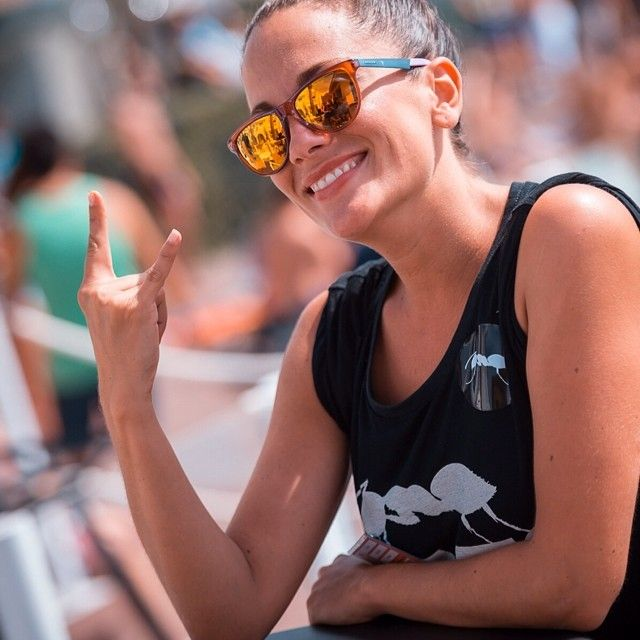Yes it's Monday, but @ushuaiaibiza is always party time with Carrera special edition for Ushuaia. #carrera #carrerasun #ibiza #party #fun #girl #sun #sea #summer2014 #Padgram
