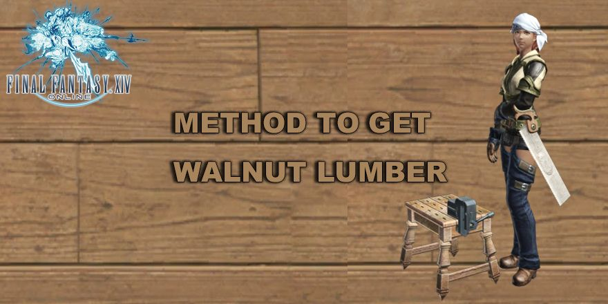 Now, as you all know that Walnut Lumber has a quite wide usages in Final Fantasy XIV, and to some extent, it even can help you earn FFXIV Gil, here is how to get this item in FFXIV. #ffxiv #ff14 #ffxivgil #finalfantasy14 #finalfantasyxivgil #finalfantasyguide #finalfantasyxiv #finalfantasyps4 #finalfantasyxboxone #finalfantasypc #ffwalnutlumber