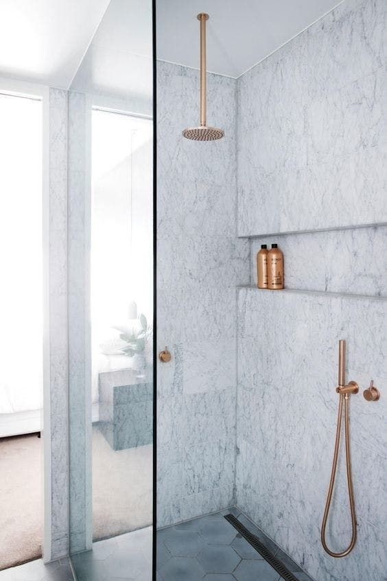 This Sublime Marble On Thatll Be Hard Not To Take 20 Minute Showers In