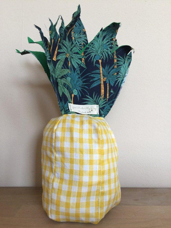 Pineapple Cushion Tutorial