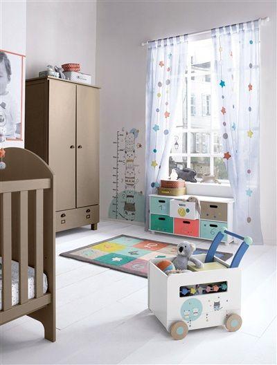 Teppich 'Miezekatze' für Kinderzimmer MEHRFARBIG Kinder
