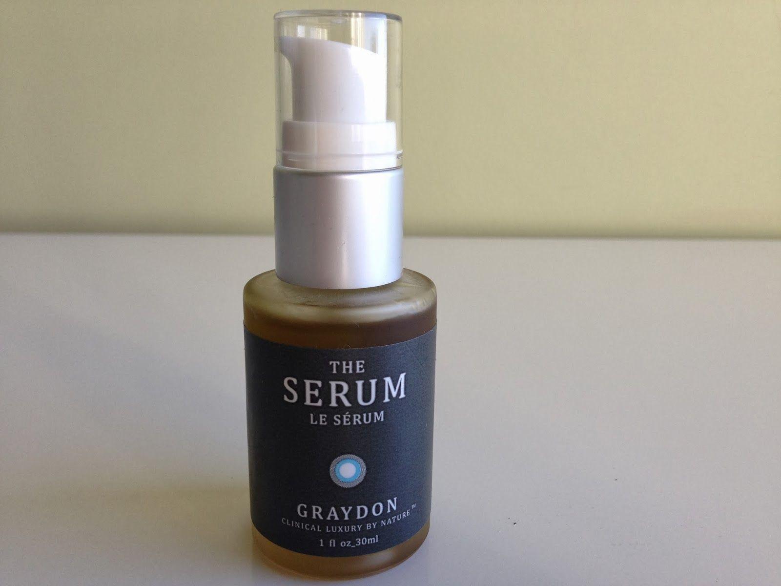 Seed To Serum Review Graydon The Serum Beauty Skin Care Serum Skin Care