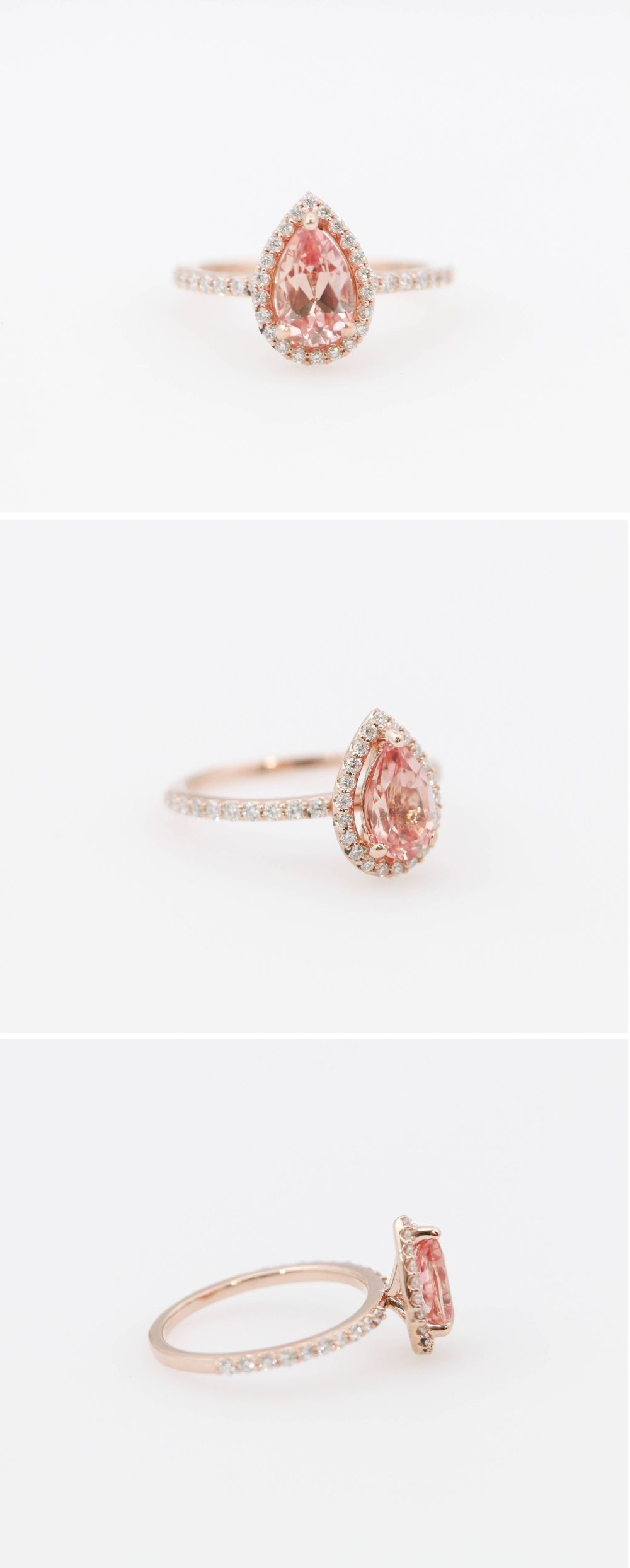 blush ultimate rose guide a rings ring split should blog the purchase engagement gold you band