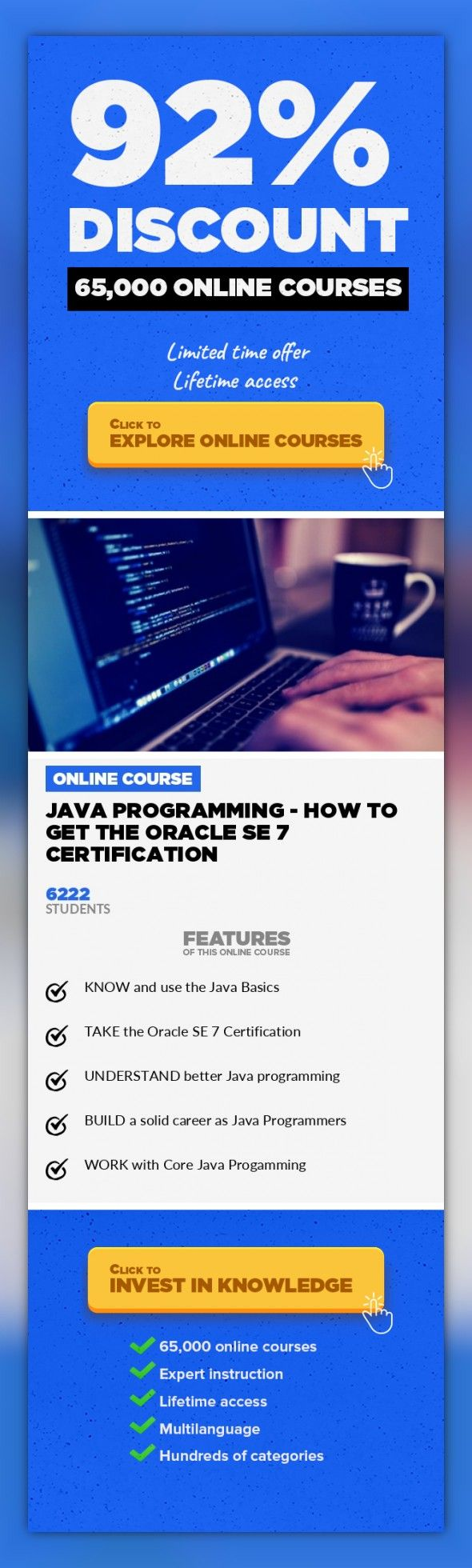 Java Programming How To Get The Oracle Se 7 Certification