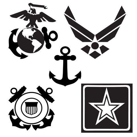 add military logo air force