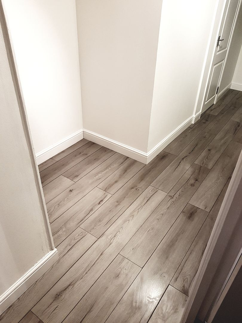 Loft Dark Grey Laminate Flooring Flooring, Best