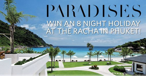 Win Nights At The Racha In Phuket Thailand Trip Contest - 8 amazing family destinations in thailand