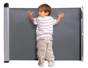 Kiddyguard Avant Retractable Gate Retractable Baby Gate