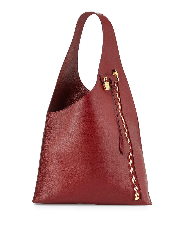 Tom Ford Alix Zip Hobo Bag. Tom Ford Alix Zip Hobo Bag Leather Purses ... fab1fb05eb