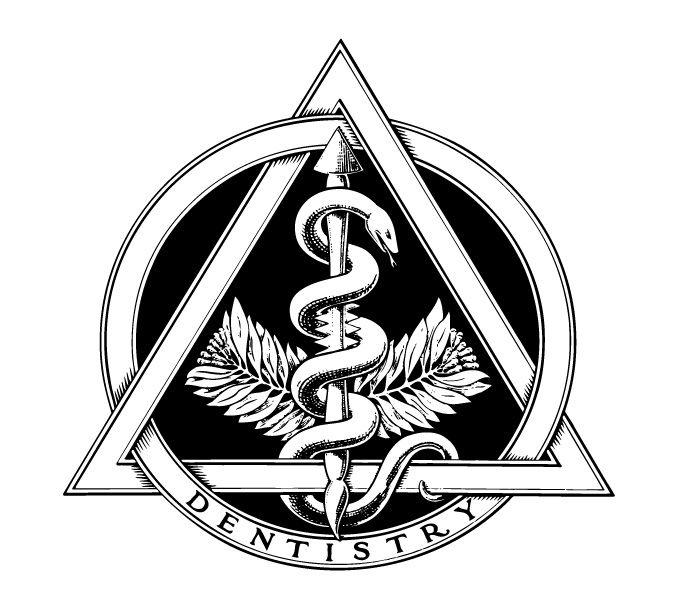 dental caduceus symbol wow