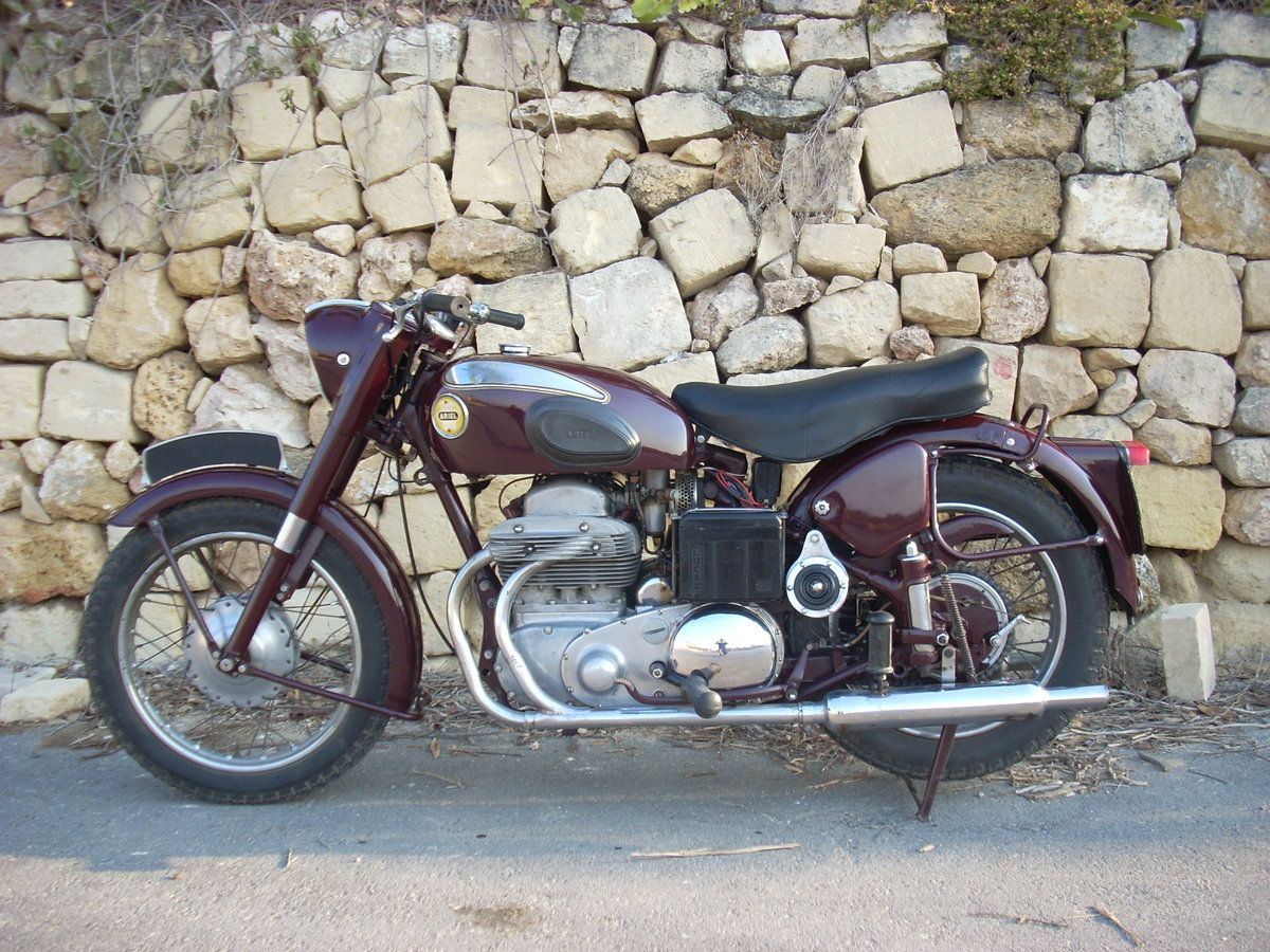 1956 ARIEL SQUARE FOUR MK2 For Sale | Car And Classic ...