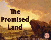 The_Promised_Land // Trusting God to see us through our journey called #homeschooling