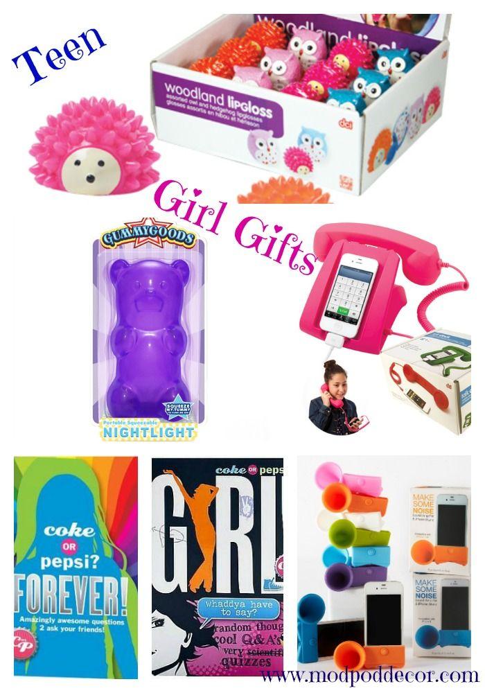 colorful useful fun teen girl gifts christmas presents for girls teen presents
