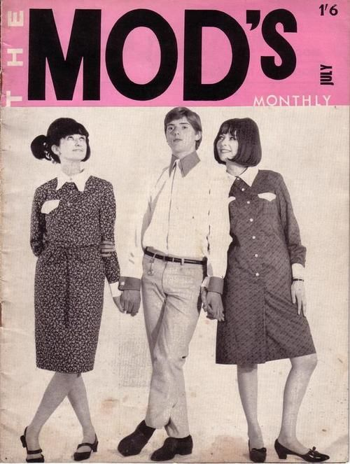 The Mod's Monthly.