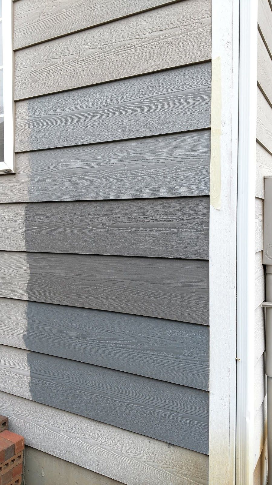 Home Exterior Painting Decisions A Gray Area Part Iii Gray House Exterior Exterior Gray Paint Exterior Paint Colors For House