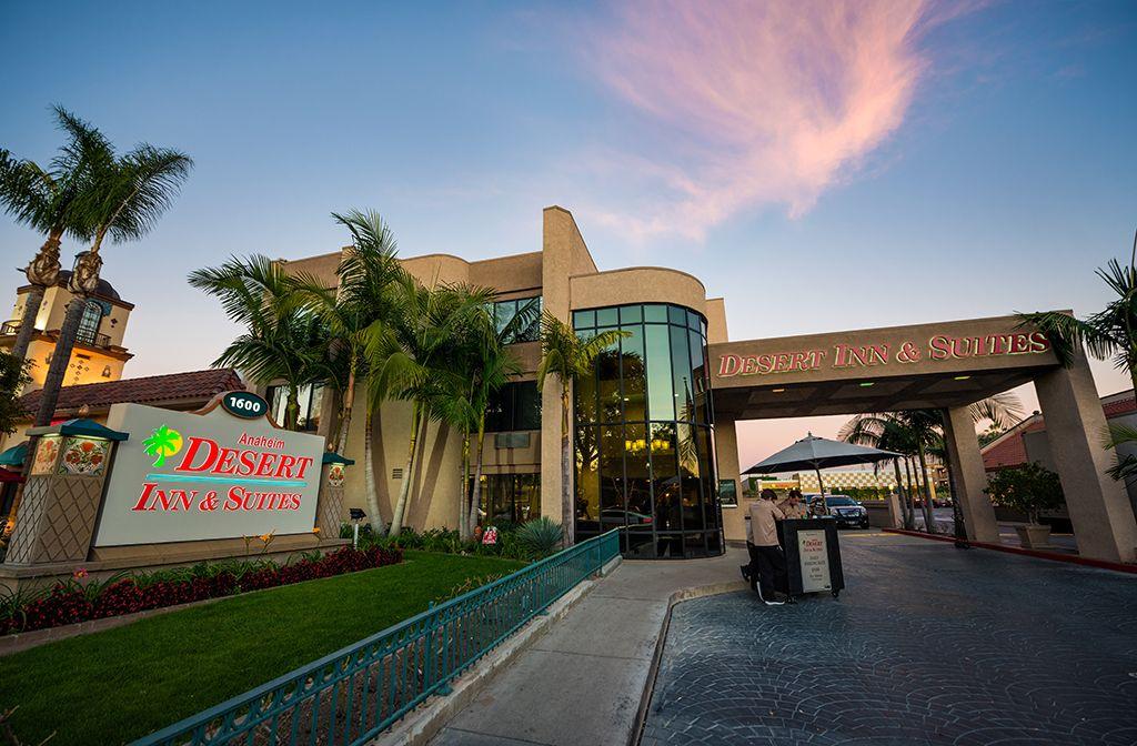 Anaheim Desert Inn Suites Hotel Review
