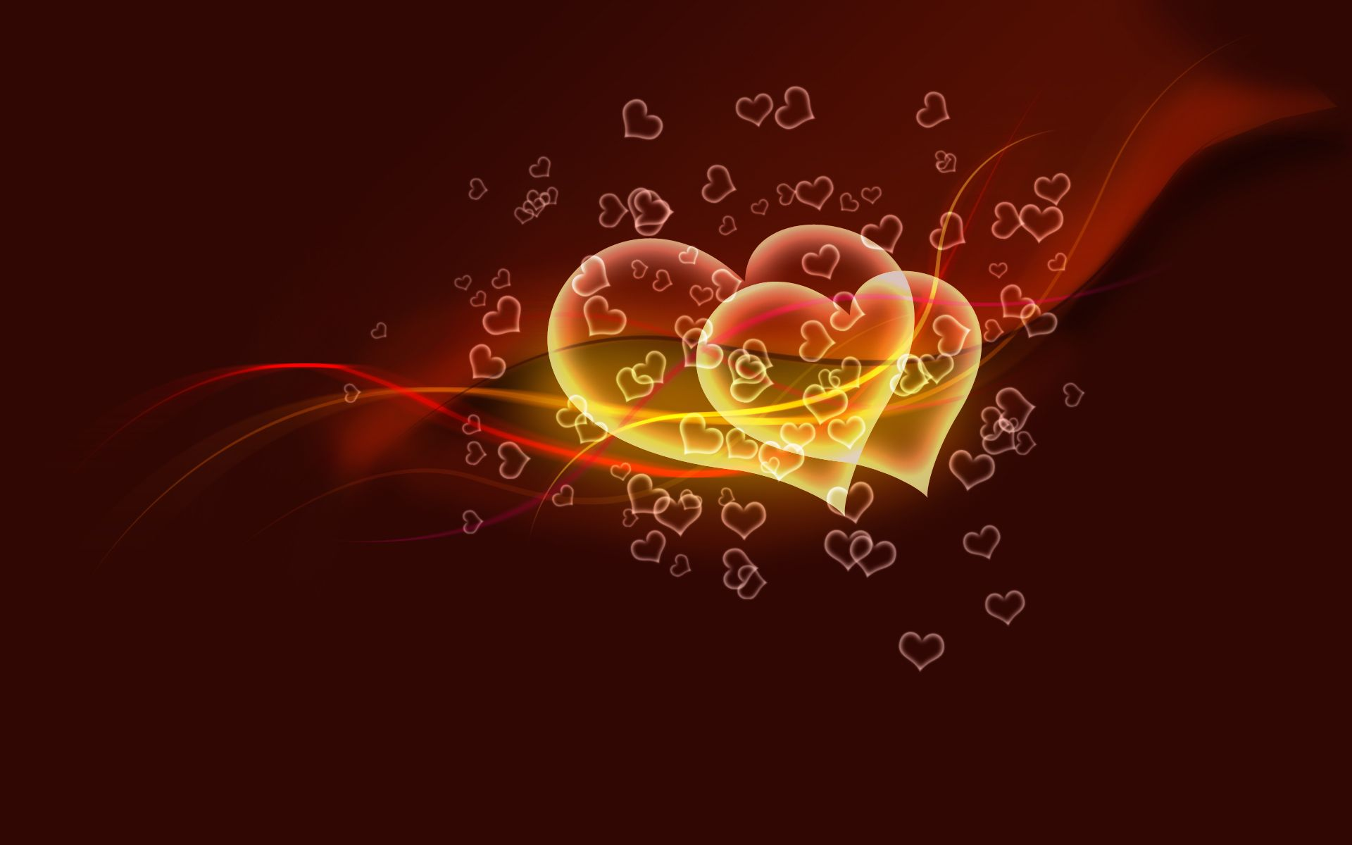 hearts | Flying Hearts Wallpapers | HD Wallpapers