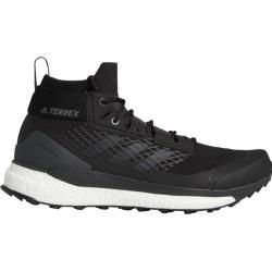 Photo of Adidas Men's Terrex Free Hiker Gore-Tex hiking shoe, size 40 in Cblack / grethr / actora, size 40 in