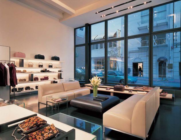Marc Jacobs In San Francisco Boutique Interior Design Interior