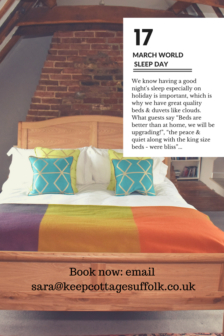 Booking a holiday is important for everyone, having great beds and bed linen is at the top of many guests wish list. that is why we have superior quality king size beds, fluffy duvets and beautiful bed linen. Helping make sure our guests get a good nights sleep.