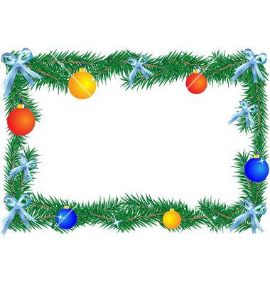Free Christmas Page Borders christmas border \u2013 Item 3 Christmas