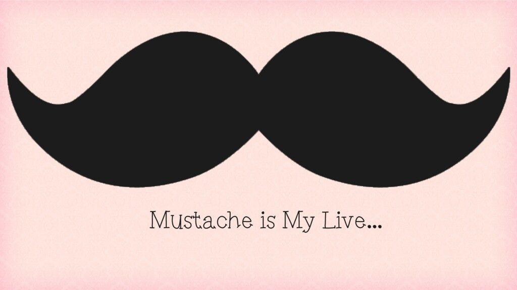 Mustache Wallpapers laptop