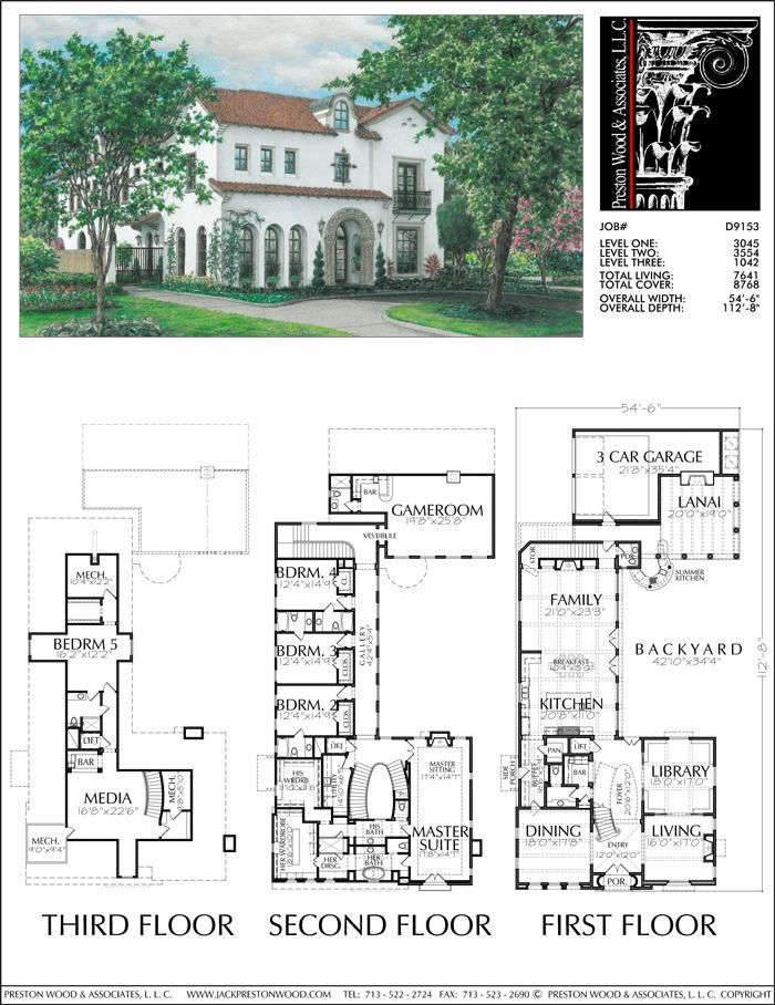 Unique House Plan Photos Two Story Custom Home Plans