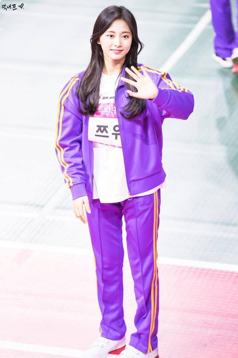 190107 Idol Star Athletic Championship 2019 Twice Tzuyu Idol Kpop Girls Twice