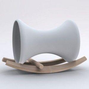 Cavallo A Dondolo Design.Il Cavallo A Dondolo Dello Studio Doshi Levien Kids