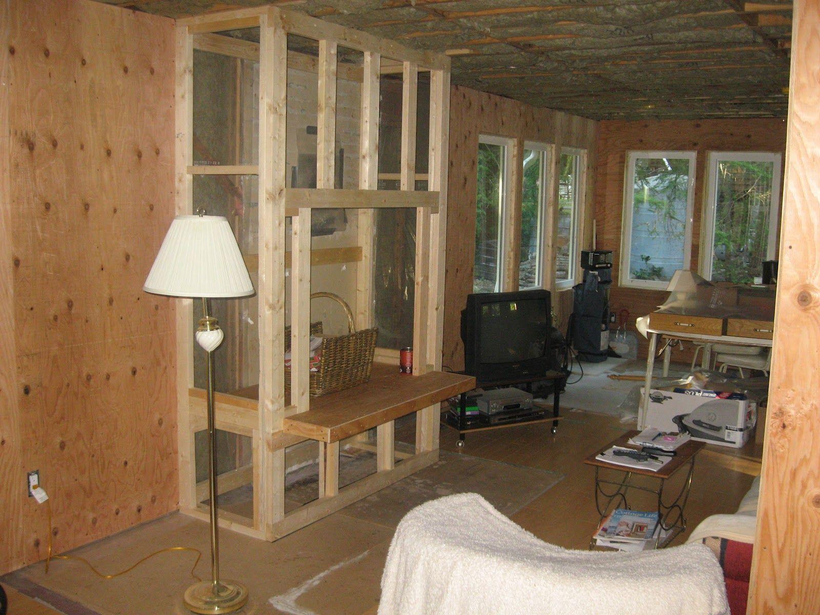 framing around a firebox google search basement remodel